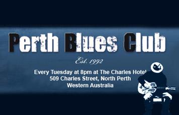 Perth Blues Club Image