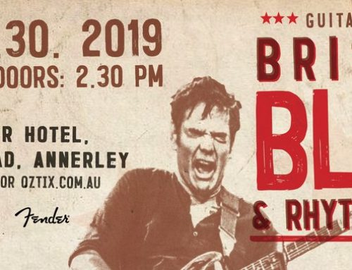 Brisbane Blues & Rhythm Festival – Nov 30 , 2019