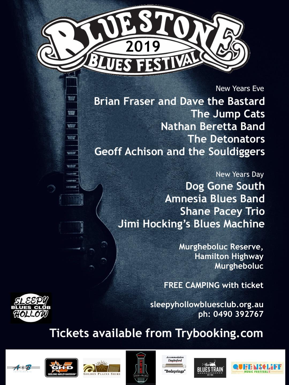 24th Bluestone Blues Festival