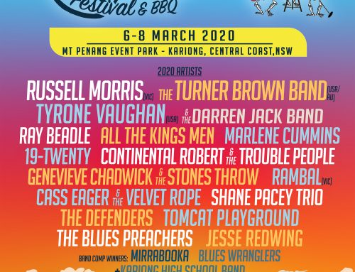 Girrakool Blues Festival and BBQ