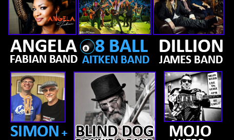 The West End Blues Festival