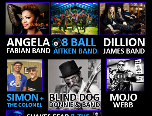 THE WEST END BLUES FESTIVAL 2019