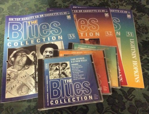 Blues Collection – 90 CDs & Magazines for FREE