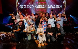 2020 Golden Guitar winners