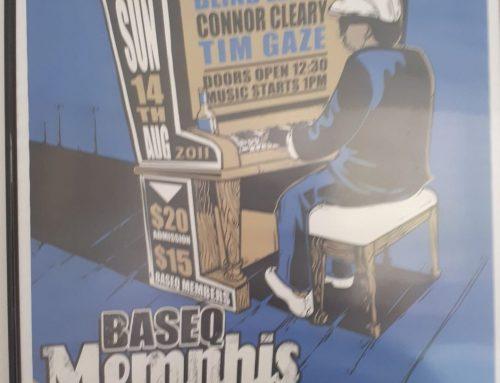 Memphis Blues Challenge