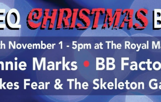 Christmas Bash Banner