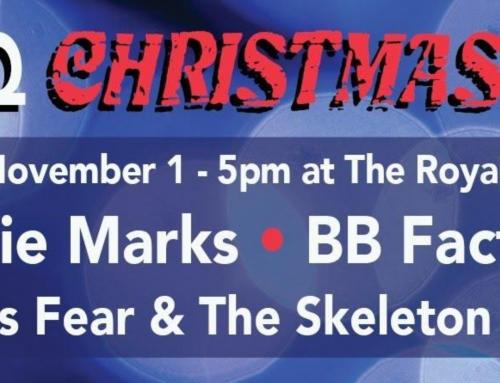 BASEQ Christmas Bash – Sunday 29th November 1pm