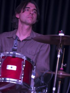 Cvitan on drums, BBFactory