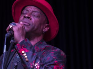 Jackson on vocals, BBFactory
