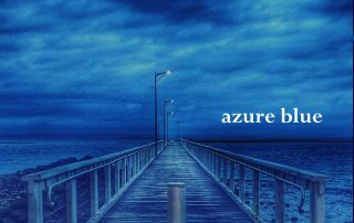 Azure Blue CD by Craig Claxton