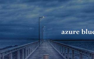 Azure Blue Album Cover